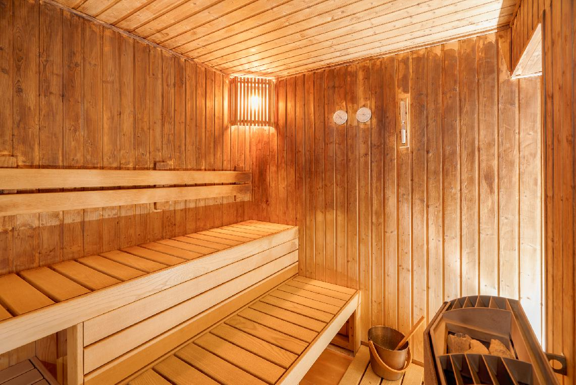Liečivé účinky saunovania